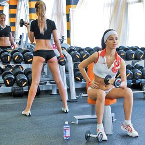 Фитнес-клубы Велетьмы