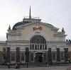 Железнодорожные вокзалы в Велетьме