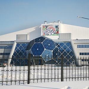 Спортивные комплексы Велетьмы