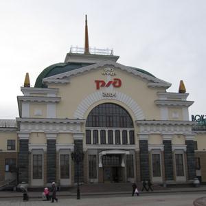 Железнодорожные вокзалы Велетьмы